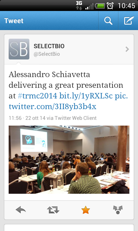 alessandro schiavetta congress stem cells